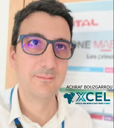 Mr. Achraf Bouzgarrou - Scientific Committee Member and Speaker