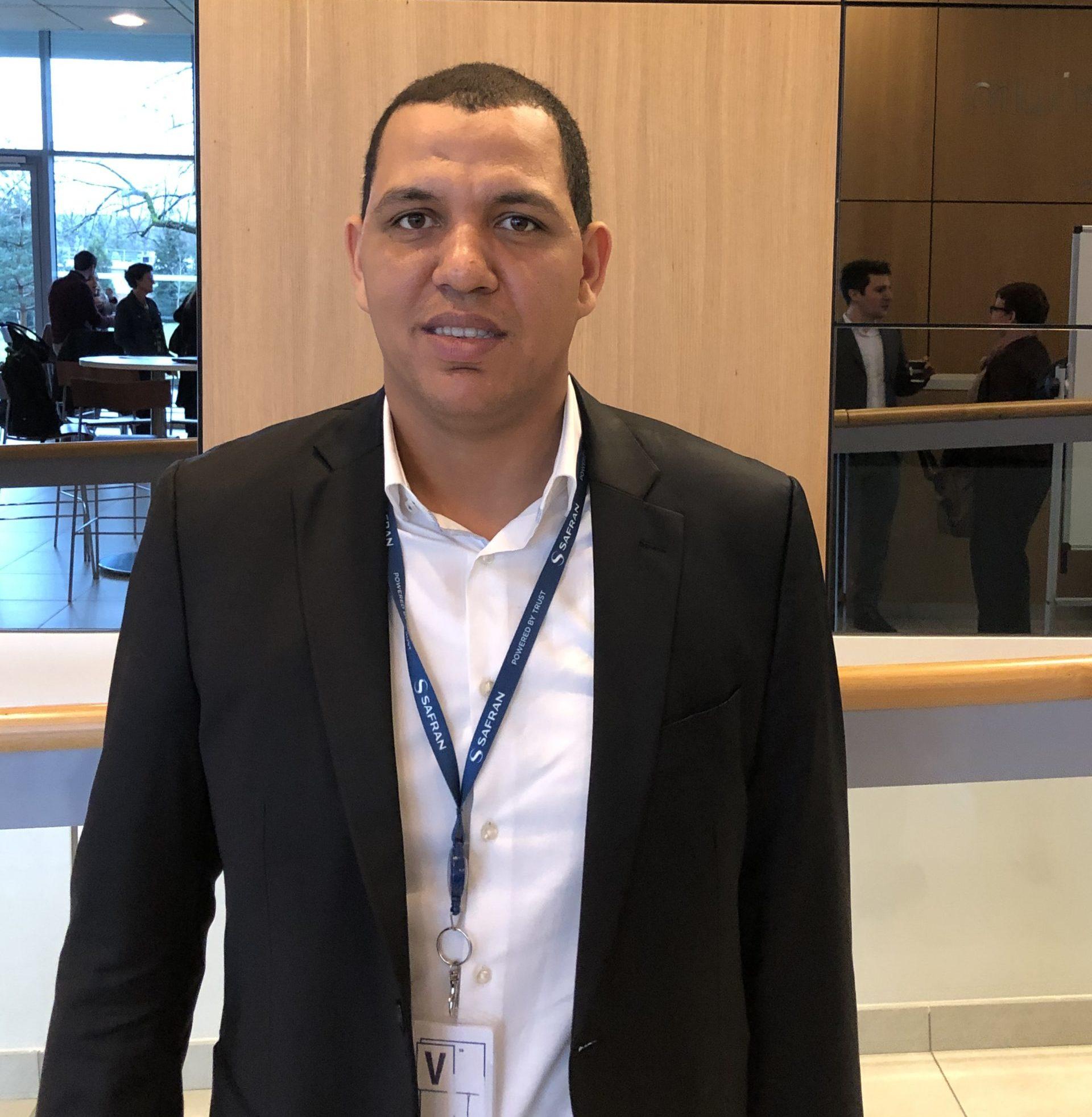 Mr. Mehdi Sahli - Speaker