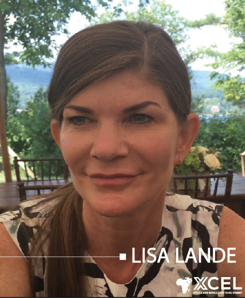 Ms. Lisa Lande, Ph.D -Speaker