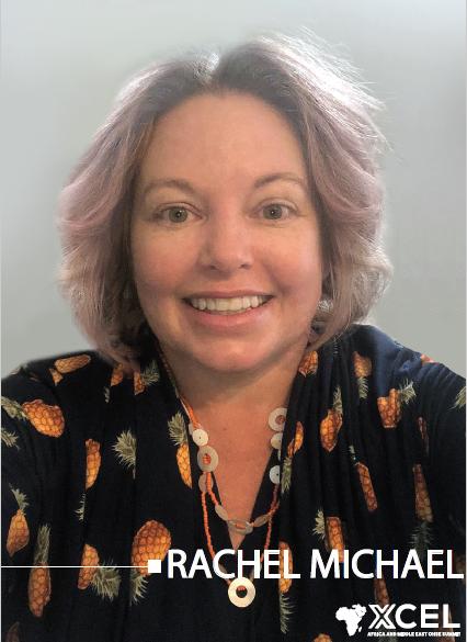 Mrs. Rachel Michael CPE, CHSP -Speaker