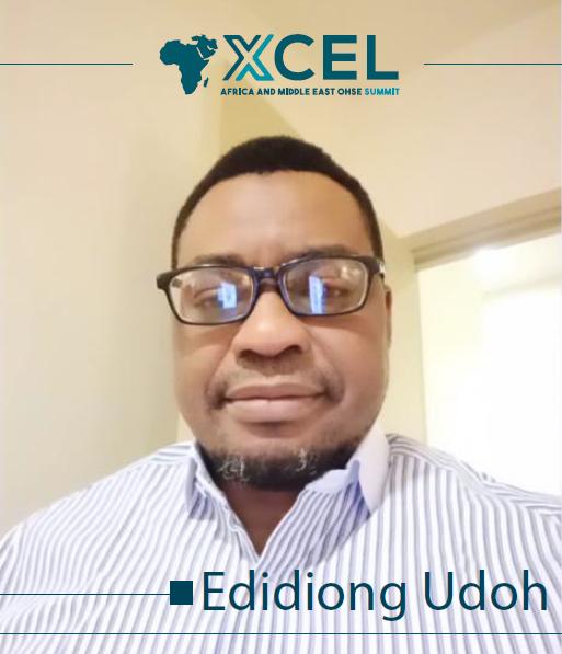 Mr.Edidiong Udoh  - Speaker